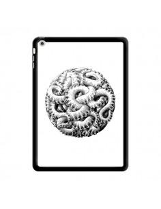 Coque Boule Tentacule Octopus Poulpe pour iPad Air - Senor Octopus