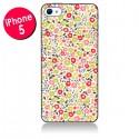 Coque Liberty Fleurs pour iPhone 5