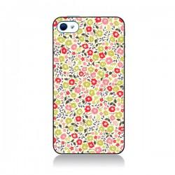 Coque Liberty Fleurs pour iPhone 4 et 4S
