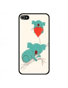 Coque Koala Ballon pour iPhone 4 et 4S - Jay Fleck