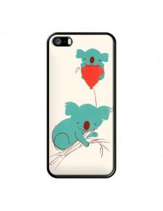 Coque Koala Ballon pour iPhone 5 et 5S - Jay Fleck