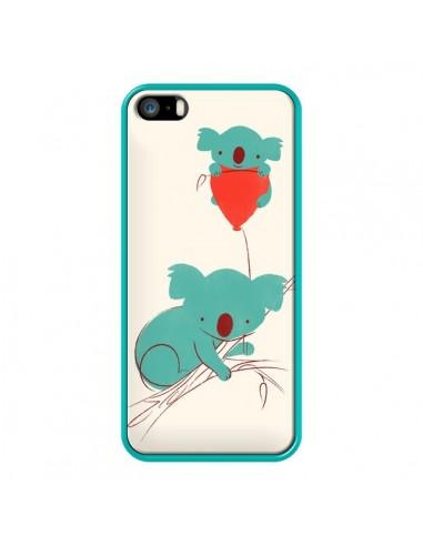 Coque iPhone 5/5S et SE Koala Ballon - Jay Fleck