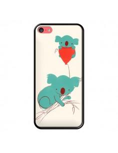 Coque Koala Ballon pour iPhone 5C - Jay Fleck