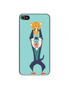 Coque Futur Roi Lion King Rafiki pour iPhone 4 et 4S - Jay Fleck