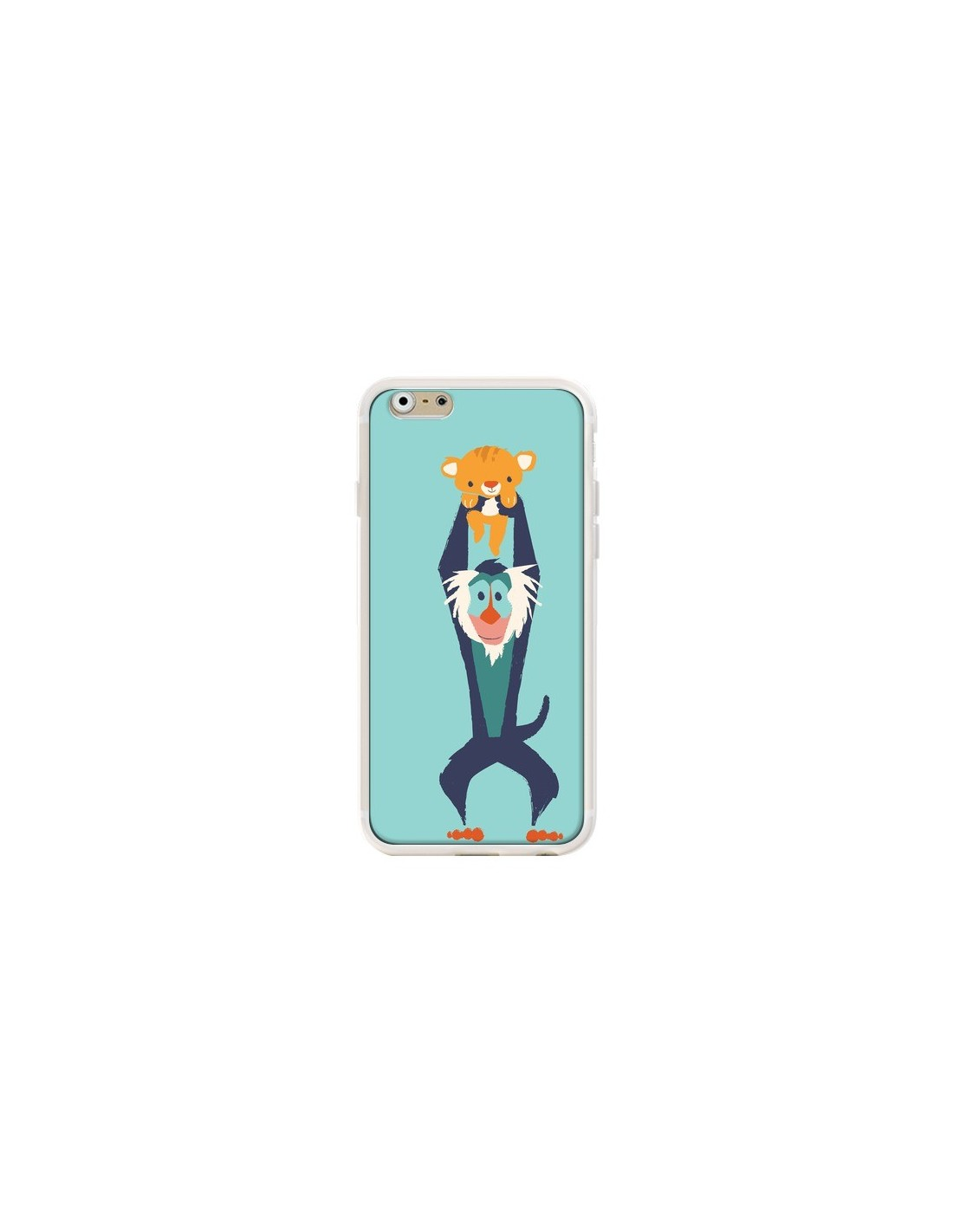 iphone 6 coque disney roi lion