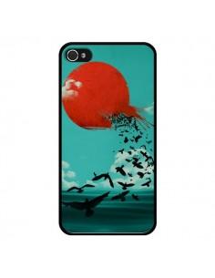 Coque Soleil Oiseaux Mer pour iPhone 4 et 4S - Jay Fleck
