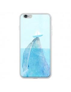 Coque Baleine Whale Bateau Mer pour iPhone 6 Plus - Eric Fan