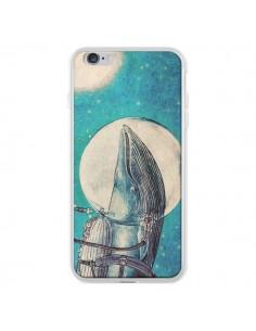 Coque Baleine Whale Voyage Journey pour iPhone 6 Plus - Eric Fan