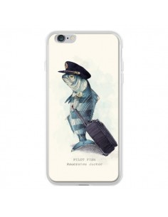 Coque The Pilot Fish Poisson Pilote pour iPhone 6 Plus - Eric Fan
