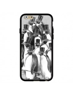 Coque Pingouins Gentlemen pour iPhone 6 - Eric Fan