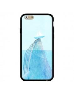 Coque Baleine Whale Bateau Mer pour iPhone 6 - Eric Fan