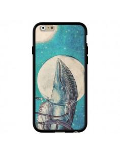 Coque Baleine Whale Voyage Journey pour iPhone 6 - Eric Fan