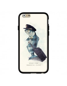 Coque The Pilot Fish Poisson Pilote pour iPhone 6 - Eric Fan