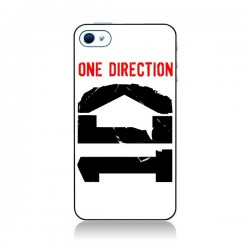 Coque One Direction pour iPhone 4 et 4S - Nico