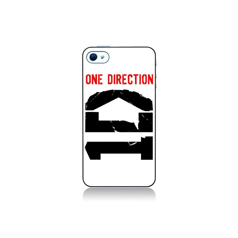 Coque One Direction pour iPhone 4 et 4S