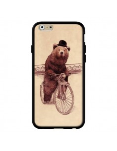 Coque Ours Velo Barnabus Bear pour iPhone 6 - Eric Fan