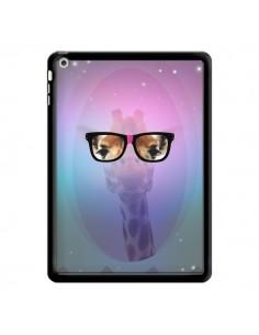 Coque Girafe Geek à Lunettes pour iPad Air - Aurelie Scour
