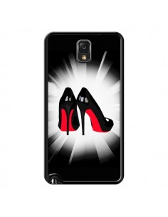 Coque Chaussures Louboutin Femme pour Samsung Galaxy Note III - Aurelie Scour