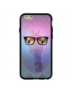 Coque Girafe Geek à Lunettes pour iPhone 6 - Aurelie Scour