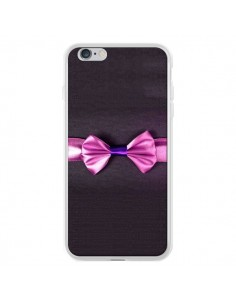 Coque Noeud Papillon Kitty Bow Tie pour iPhone 6 Plus - Asano Yamazaki