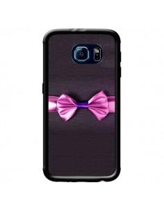 Coque Noeud Papillon Kitty Bow Tie pour Samsung Galaxy S6 - Asano Yamazaki