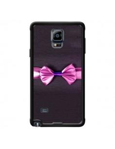 Coque Noeud Papillon Kitty Bow Tie pour Samsung Galaxy Note 4 - Asano Yamazaki