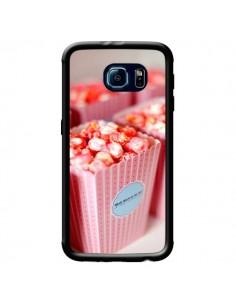 Coque Punk Popcorn Rose pour Samsung Galaxy S6 - Asano Yamazaki