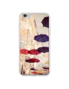 Coque Parapluie Under my Umbrella pour iPhone 6 Plus - Asano Yamazaki