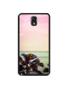 Coque Sunset Palmier Palmtree pour Samsung Galaxy Note III - Asano Yamazaki