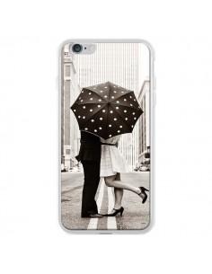 Coque Secret under Umbrella Amour Couple Love pour iPhone 6 Plus - Asano Yamazaki