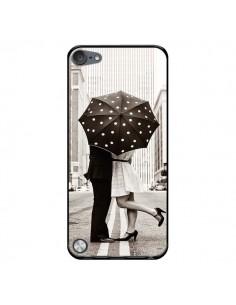 Coque Secret under Umbrella Amour Couple Love pour iPod Touch 5 - Asano Yamazaki
