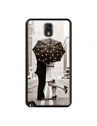 Coque Secret under Umbrella Amour Couple Love pour Samsung Galaxy Note III - Asano Yamazaki