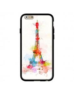 Coque Paris Tour Eiffel Muticolore pour iPhone 6 - Asano Yamazaki
