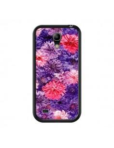Coque Fleurs Violettes Flower Storm pour Samsung Galaxy S4 Mini - Asano Yamazaki