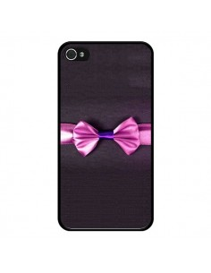 Coque Noeud Papillon Kitty Bow Tie pour iPhone 4 et 4S - Asano Yamazaki