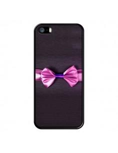 Coque Noeud Papillon Kitty Bow Tie pour iPhone 5 et 5S - Asano Yamazaki