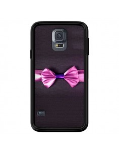 Coque Noeud Papillon Kitty Bow Tie pour Samsung Galaxy S5 - Asano Yamazaki