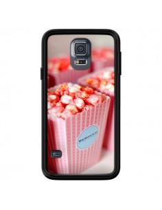 Coque Punk Popcorn Rose pour Samsung Galaxy S5 - Asano Yamazaki
