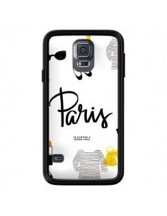 Coque Paris is Always a Good Idea pour Samsung Galaxy S5 - Asano Yamazaki