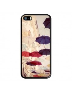Coque Parapluie Under my Umbrella pour iPhone 5 et 5S - Asano Yamazaki