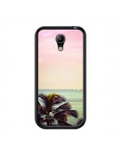 Coque Sunset Palmier Palmtree pour Samsung Galaxy S4 Mini - Asano Yamazaki