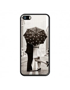 Coque Secret under Umbrella Amour Couple Love pour iPhone 5 et 5S - Asano Yamazaki