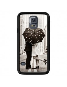 Coque Secret under Umbrella Amour Couple Love pour Samsung Galaxy S5 - Asano Yamazaki