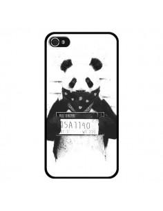 Coque Bad Panda Prison pour iPhone 4 et 4S - Balazs Solti