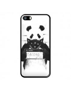 Coque Bad Panda Prison pour iPhone 5 et 5S - Balazs Solti