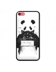Coque Bad Panda Prison pour iPhone 5C - Balazs Solti