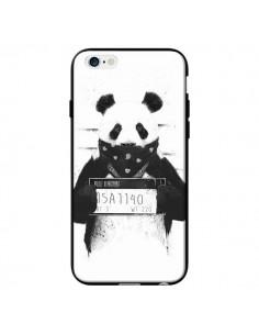 Coque Bad Panda Prison pour iPhone 6 - Balazs Solti