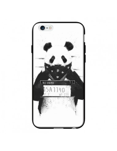 Coque Bad Panda Prison pour iPhone 6 - Balazs Solti