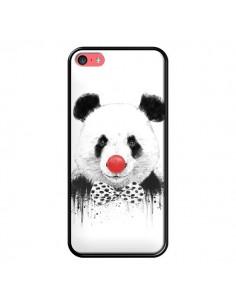 Coque Clown Panda pour iPhone 5C - Balazs Solti