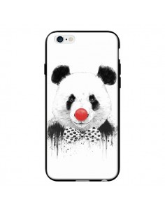 Coque Clown Panda pour iPhone 6 - Balazs Solti
